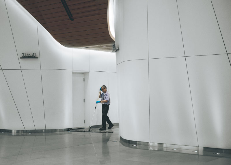 cleaning service monza